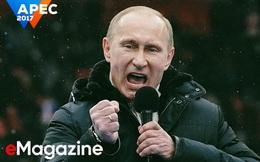 Tổng thống Putin: Người đàn ông chống lại cả phương Tây, đặt kỳ vọng lớn lao vào châu Á