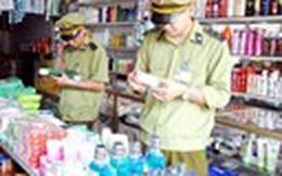 Phát hiện hơn 1450 mỹ phẩm không rõ nguồn gốc và nhập lậu