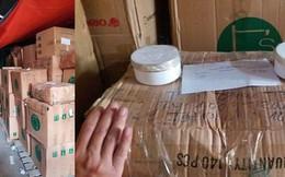 Hàng nghìn hộp mỹ phẩm, thực phẩm chức năng của Cty Thiên nhiên TS Việt Nam giả mạo nơi sản xuất