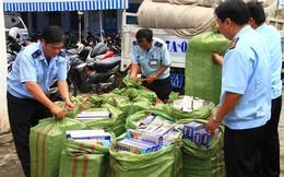 Thí điểm bán đấu giá thuốc lá ngoại nhập lậu bị tịch thu