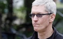 Cổ phiếu Apple rớt thảm trong ngày đầu bán iPhone 8