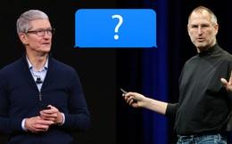 Xuất hiện AI cho rằng những bài diễn thuyết của Steve Jobs và Tim Cook đều do một biên kịch tạo ra