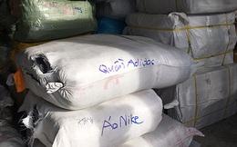 Bắt lô hàng nhái từ Trung Quốc trị giá 30 tỉ đồng