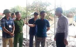 3 công nhân tử nạn, dự án New Life Tower của Geleximco bị dừng thi công
