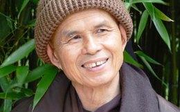 Thiền sư Thích Nhất Hạnh hướng dẫn bạn cách thở trong 1 phút để đẩy lùi lo âu và oán giận