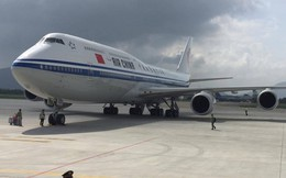 APEC 2017: Chủ tịch Trung Quốc tới Đà Nẵng