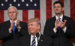 """Vì sao Trump đột ngột """"hiền lành"""" trong bài phát biểu ở Quốc hội Mỹ?"""
