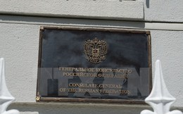 Mỹ bắt đầu lục soát văn phòng Thương vụ Nga tại Washington