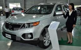 Thị trường ôtô Việt Nam xác lập kỷ lục mới trong 20 năm qua
