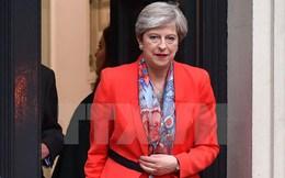 Thủ tướng Anh chính thức thông báo về lập chính phủ mới