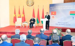 Belarus sẽ mở liên doanh sản xuất ôtô Minsk tại Việt Nam