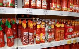 Tương ớt của triệu phú gốc Việt: sản xuất ở Mỹ, xuất khẩu trở lại Việt Nam