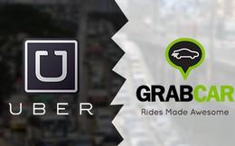 Lúng túng quản lý Uber và Grab sau 3 năm hoạt động