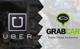 Bộ Tài chính khẳng định thuế Uber, Grab và taxi truyền thống như nhau
