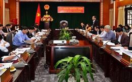 Hải Dương tạm dừng bổ nhiệm mới cán bộ lãnh đạo cấp phòng