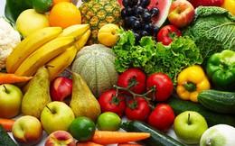 Người Việt chi 127 triệu USD/tháng mua rau quả ngoại