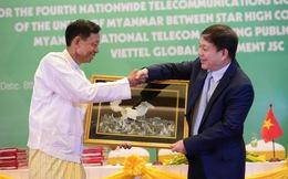 Viettel đầu tư vào Myanmar: Câu chuyện của người không bao giờ bỏ cuộc