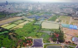 Đất ở trên 2.000 m2 phải lập dự án