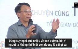 10 phát ngôn thú vị của Tổng giám đốc Công nghệ Uber toàn cầu khi giao lưu với startup Việt