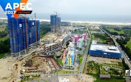 Toàn cảnh hạ tầng TP Đà Nẵng nhìn từ trên cao trước thềm APEC 2017