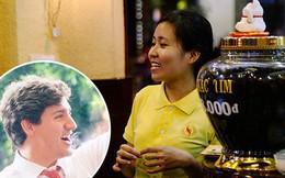 Quán cà phê ở Sài Gòn mà Thủ tướng Canada ghé uống: Vỉa hè nhưng giá đắt ngang Phúc Long & Highlands, khách đông nườm nượp?