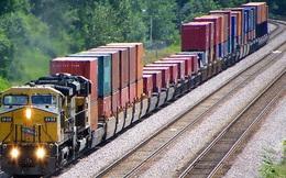 Vận tải đường sắt và sức ép từ đường bộ, hàng không