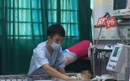 BV Nhi trung ương: Liên tiếp các bé viêm phổi nặng, cha mẹ hãy dừng ngay việc này