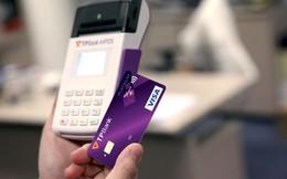 Thanh toán không tiếp xúc với thẻ Visa PayWave của TPBank