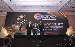 Ông Nguyễn Ngọc Thủy- người xây dựng nên chuỗi tiếng Anh lớn nhất Việt Nam Apax English được nhận Giải thưởng Doanh nhân Châu Á Thái Bình Dương