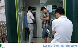 Máy ATM hết nghẽn lại cạn tiền dịp nghỉ lễ