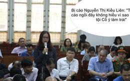Những câu nói nhói lòng tại phiên xử đại án Oceanbank