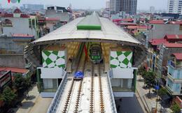 Đường sắt Cát Linh - Hà Đông: Trên ngổn ngang, dưới nhếch nhác