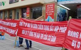 Hà Nội bùng nổ tranh chấp tại nhiều khu chung cư