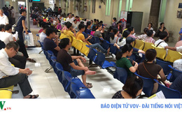 Từ 1/8, Hà Nội tăng viện phí với người không có thẻ bảo hiểm y tế