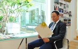 Doanh nhân Nguyễn Hoàng Tuấn trải lòng gian truân trong nghề làm địa ốc