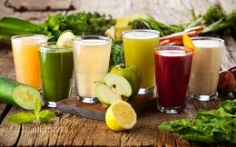 Xu hướng giải độc cơ thể bằng hoa quả và 3 công thức pha chế mà bạn nhất định phải biết cho mùa hè
