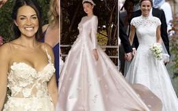 Mùa cưới đến, cùng ngắm nhìn những chiếc váy cưới tuyệt đẹp của những nhân vật nổi tiếng nhất trên thế giới năm 2017
