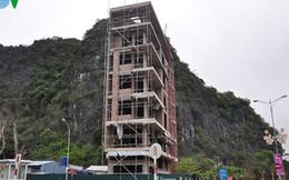 Cận cảnh những công trình phá tan quy hoạch ở Quảng Ninh