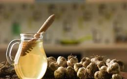 Bị viêm xoang nhức mũi khi trời lạnh, pha chế tỏi tươi theo cách này uống cực hiệu quả