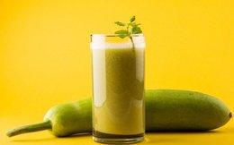 Uống nước ép bầu xanh và gừng trong 6 tuần, điều bất ngờ này sẽ xảy ra với cơ thể!