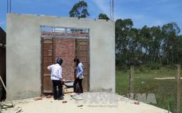 Quảng Nam: Nhiều hộ dân tự giác tháo dỡ công trình xây dựng trái phép chờ đền bù
