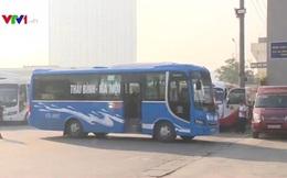 70% xe khách điều chuyển luồng tuyến đã về bến mới