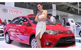 Sau 4 năm cắm đầu sụt giảm, thị phần Toyota đang dần hồi phục trong nửa đầu 2017
