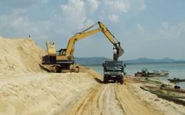 Thiếu cát xây dựng, các doanh nghiệp khai thác cát niêm yết đang hoạt động ra sao?