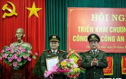 Nguyên Bí thư Đoàn Bộ Công an làm tân Phó giám đốc Công an Thừa Thiên - Huế