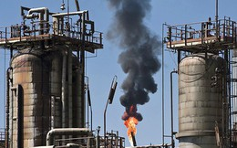 Giá dầu thô tăng mạnh vượt mốc 70 USD/thùng