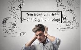 Người thành công thích nghe phản hồi tiêu cực vì họ biết cái giá của việc trốn tránh sự chỉ trích
