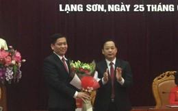 Ông Nguyễn Long Hải được bầu làm Phó chủ tịch tỉnh Lạng Sơn
