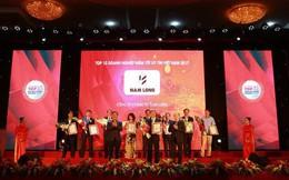 Nam Long nhận cú đúp giải thưởng uy tín năm 2017