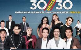 Doanh nhân 8x Nguyễn Lân Trung Anh, ca sĩ Sơn Tùng M-TP vào danh sách 30 under 30 của Forbes Việt Nam